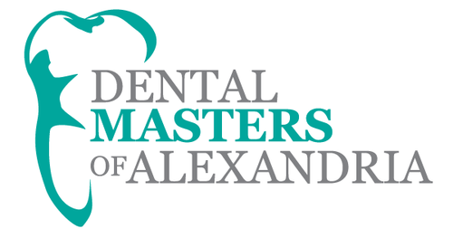 dental masters of alexandria logo