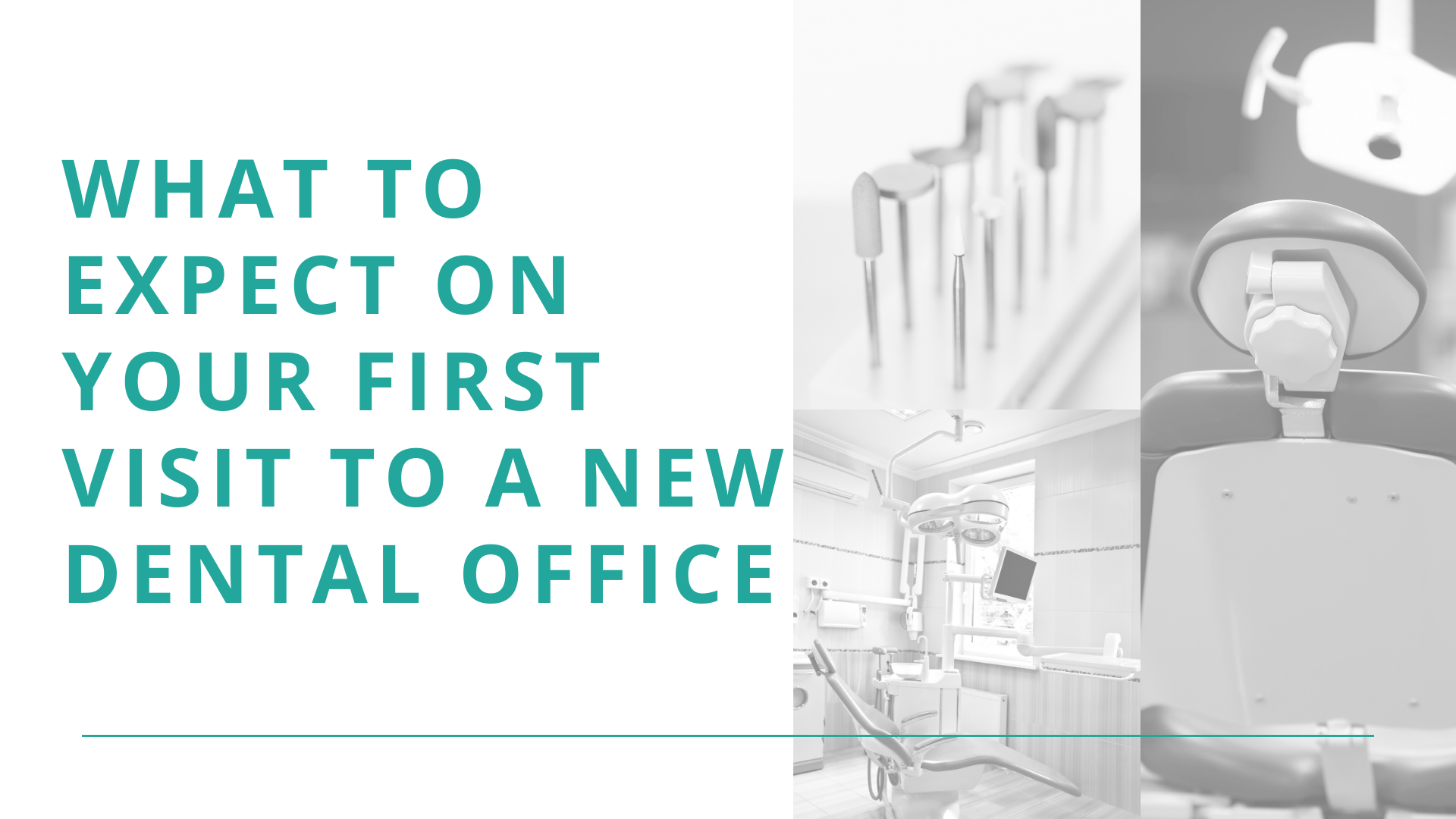 What to Expect On Your First Visit To A New Dental Office
