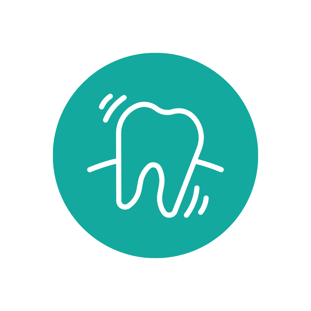 a loose tooth